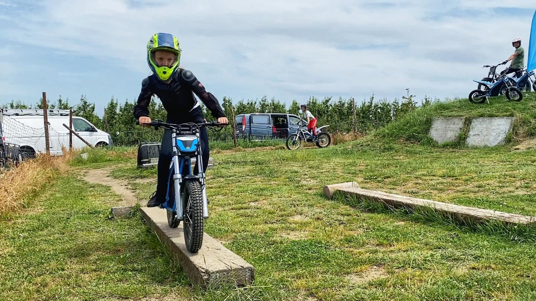 Torrot KIDS SCHOOL Belgium elektrische kids Trial Cross Supermotard 8