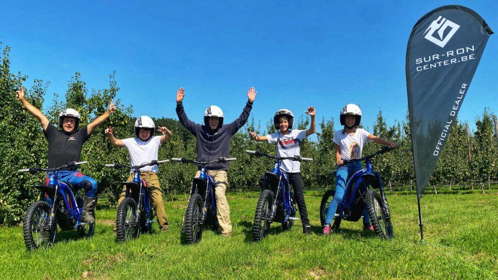 Endurofun kids school 10-16 jaar actie 33