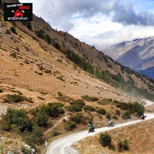 Endurofun Alpen Avontuur 2